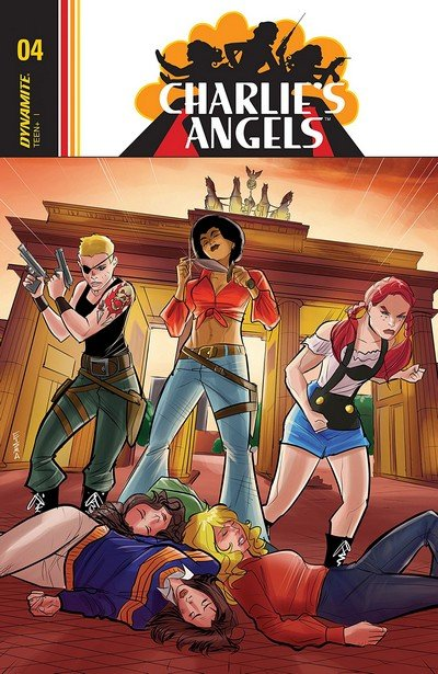 Charlie's Angels #4 (2018)
