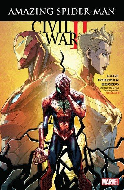 Civil War II – Amazing Spider-Man (TPB) (2016)