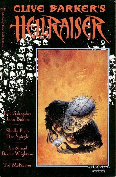 Clive Barker's Hellraiser #1 – 20 (1989-1993)