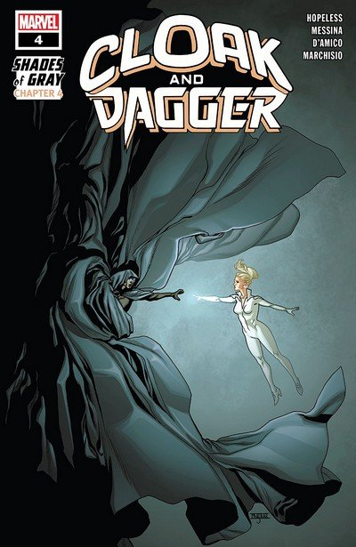 Cloak and Dagger #4 (2018)