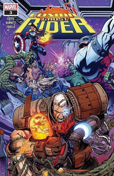 Cosmic Ghost Rider #3 (2018)