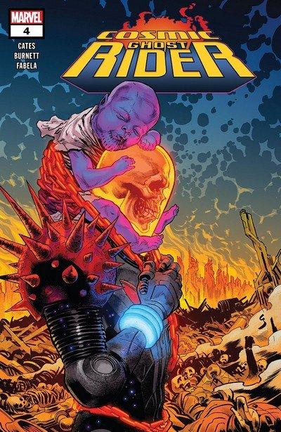 Cosmic Ghost Rider #4 (2018)