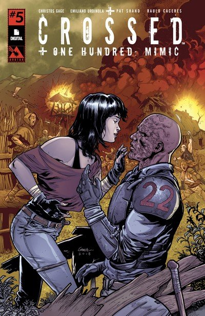 Crossed +100 – Mimic #5 (2018)