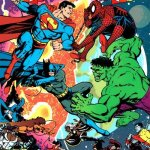 Crossover Classics – The Marvel – DC Collection Vol. 1 (TPB) (1991)