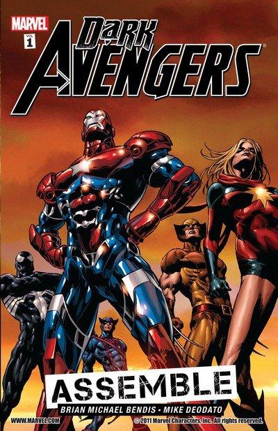 Dark Avengers Vol. 1 – 3 (TPB) (2009-2011)