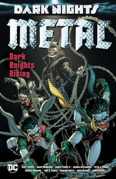 Dark Nights – Metal – Dark Knights Rising (TPB) (2018)