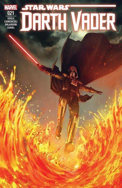 Darth Vader #21 (2018)