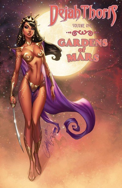 Dejah Thoris Vol. 1 – Gardens of Mars (TPB) (2018)
