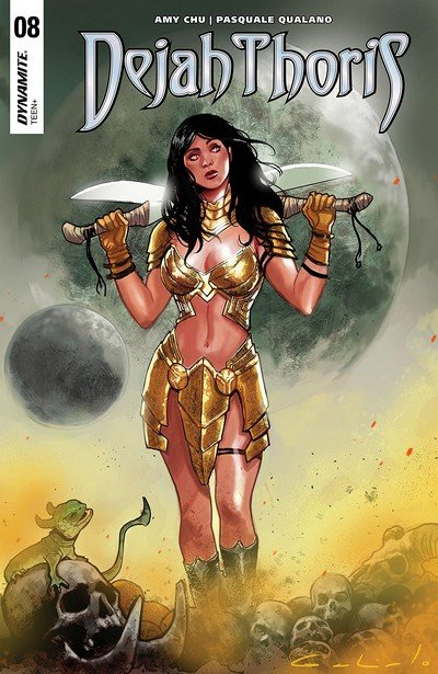 Dejah Thoris Vol. 4 #8 (2018)