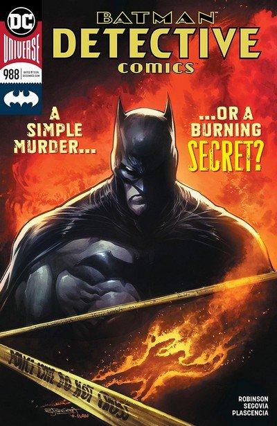 Detective Comics #988 (2018)