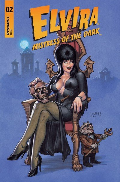 Elvira – Mistress Of The Dark #2 (2018)
