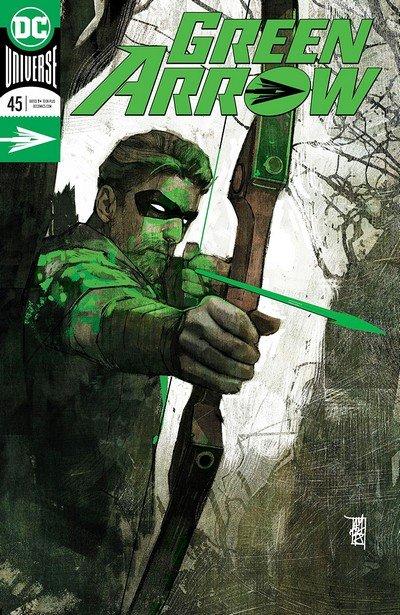 Green Arrow #45 (2018)