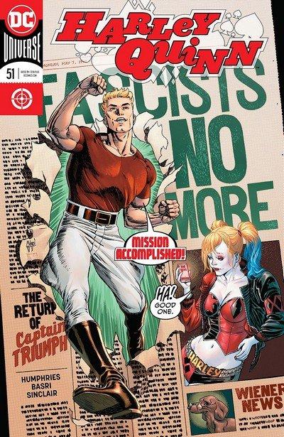 Harley Quinn #51 (2018)