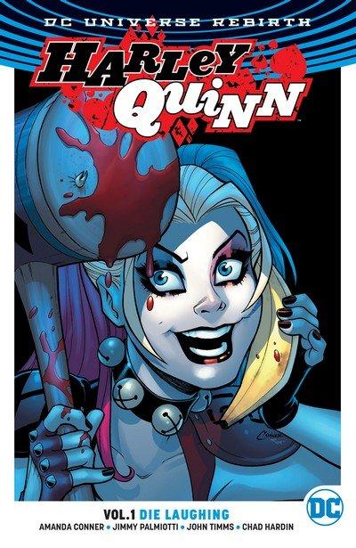 Harley Quinn Vol. 3 (Rebirth) – TPB Vol. 1 – 5 (2017-2018)