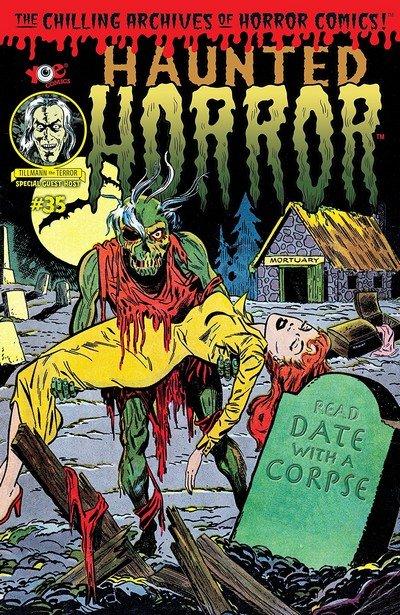Haunted Horror #35 (2018)