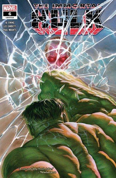 Immortal Hulk #6 (2018)