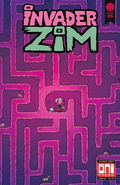 Invader Zim #35 (2018)