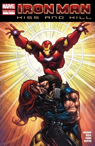 Iron Man – Kiss and Kill (2010)