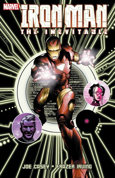 Iron Man – The Inevitable (TPB) (2015)