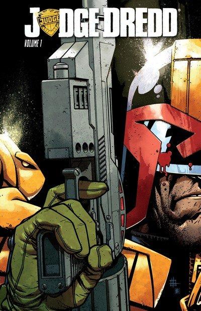 Judge Dredd Vol. 1 – 7 (TPB) (2013-2015)
