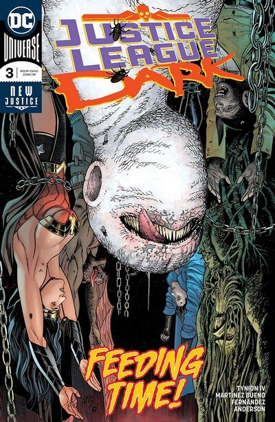 Justice League Dark #3 (2018)