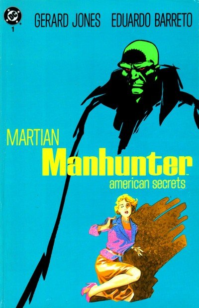Martian Manhunter – American Secrets #1 – 3 (1992)