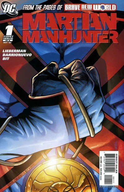 Martian Manhunter Vol. 3 #1 – 8 (2006-2007)