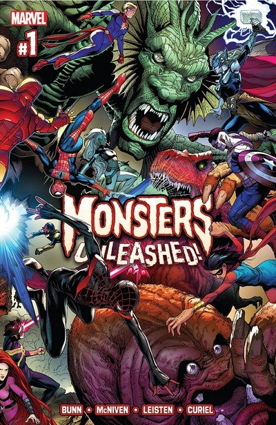 Monster Unleashed (Story Arc) (2017)