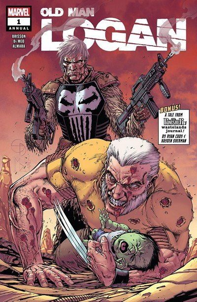 Old Man Logan Annual #1 (2018)