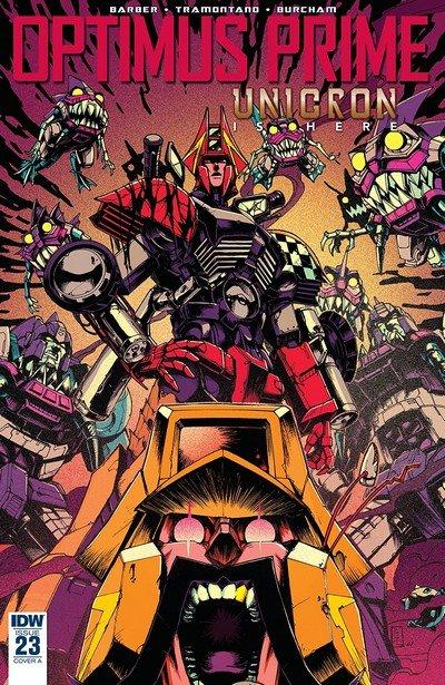 Optimus Prime #23 (2018)