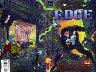 Over the Edge (Story Arc) (1995)
