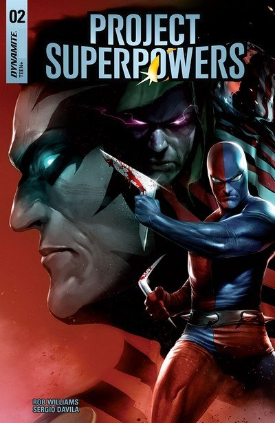Project Superpowers Vol. 2 #2 (2018)