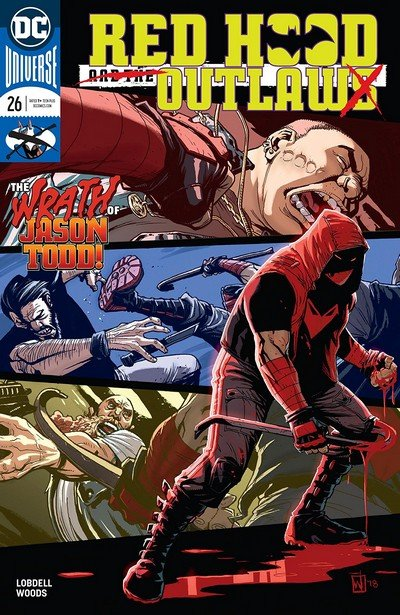 Red Hood And The Outlaws #26 (2018)