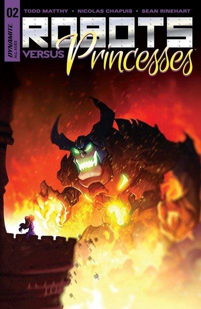 Robots vs. Princesses #2 (2018)