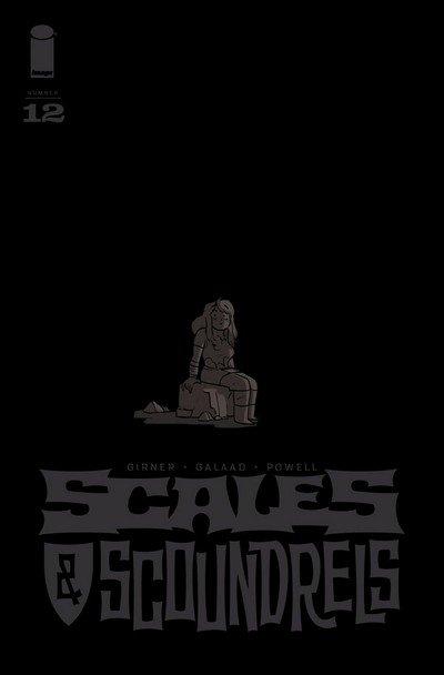 Scales & Scoundrels #12 (2018)