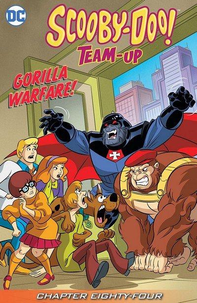 Scooby-Doo Team-Up #84 (2018)