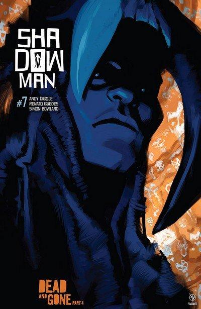 Shadowman #7 (2018)