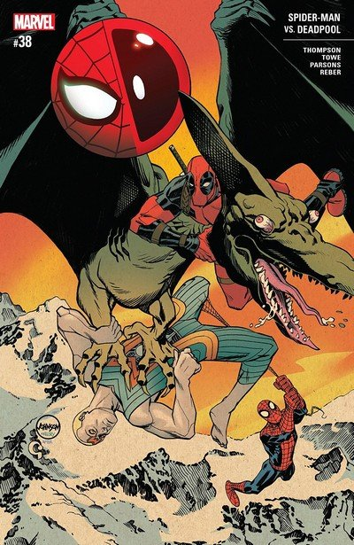 Spider-Man – Deadpool #38 (2018)