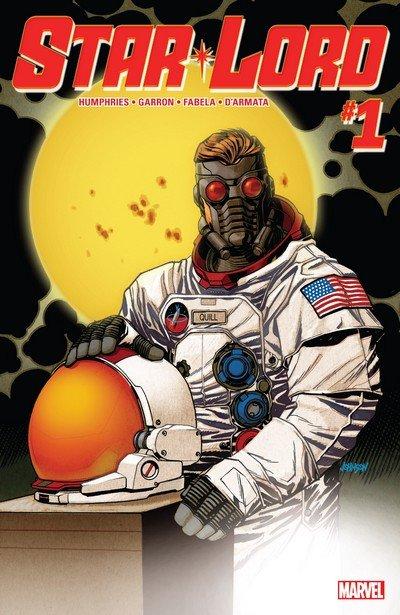 Star-Lord Vol. 1 #1 – 8 (2015-2016)