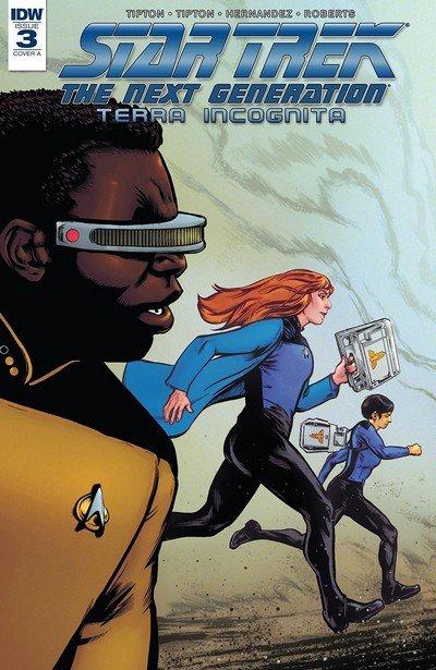 Star Trek – The Next Generation – Terra Incognita #3 (2018)