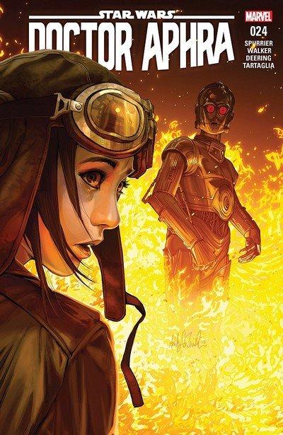 Star Wars – Doctor Aphra #24 (2018)