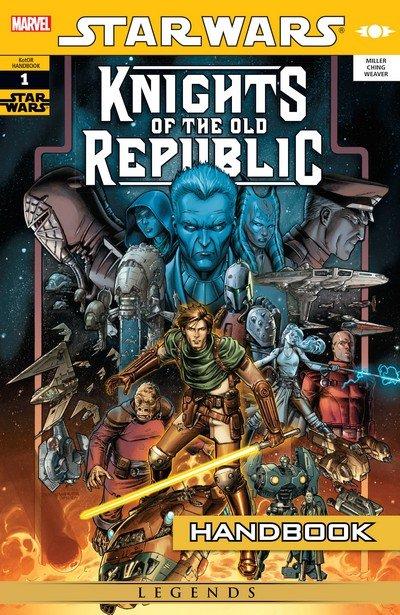 Star Wars – Knights of the Old Republic Handbook (2007)