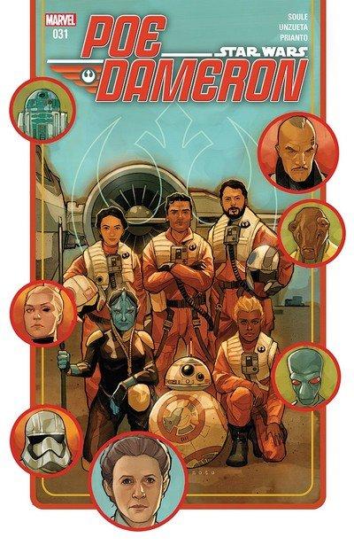 Star Wars – Poe Dameron #31 (2018)