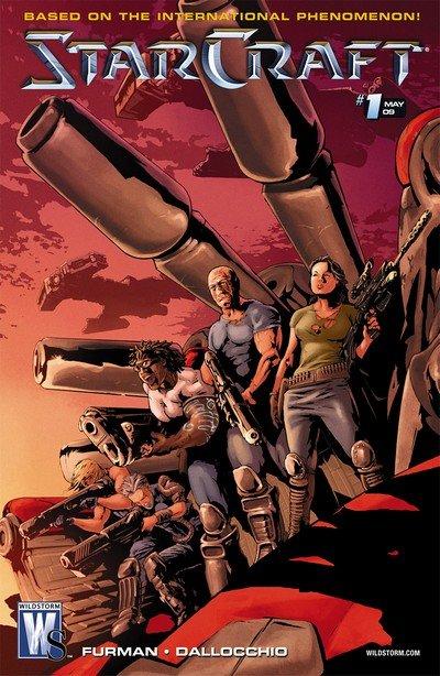 StarCraft (Comics Collection) (2009-2018)