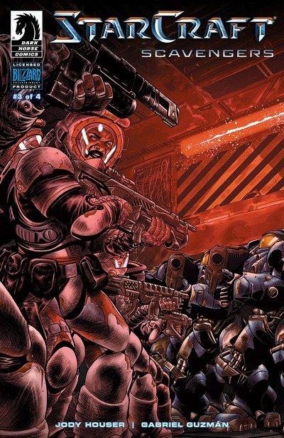 StarCraft – Scavengers #3 (2018)