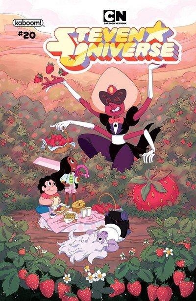 Steven Universe #20 (2018)