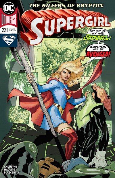 Supergirl #22 (2018)