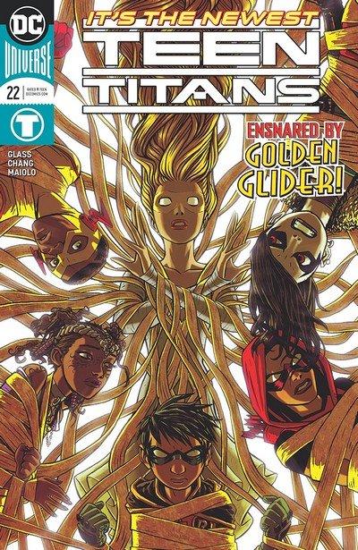 Teen Titans #22 (2018)