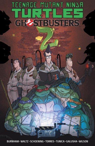 Teenage Mutant Ninja Turtles – Ghostbusters Vol. 2 (TPB) (2018)