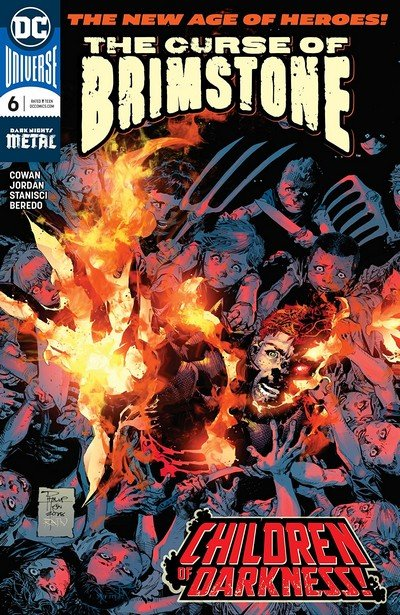The Curse Of Brimstone #6 (2018)